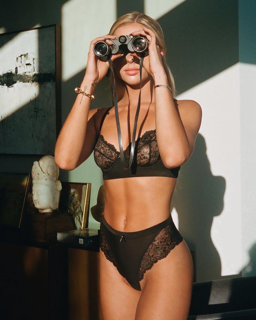 Charly Jordan Sexy Lingerie