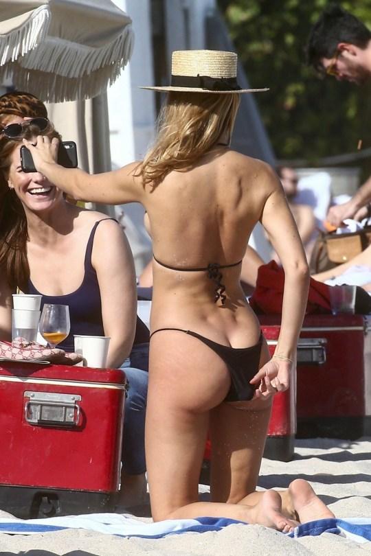 Kimberley Garner Perfect Bikini Body