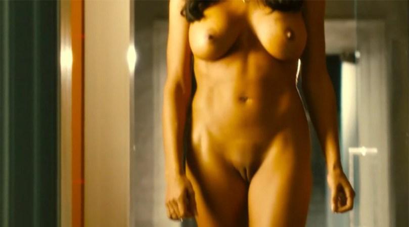 Rosario Dawson Full Frontal Nudity Pussy