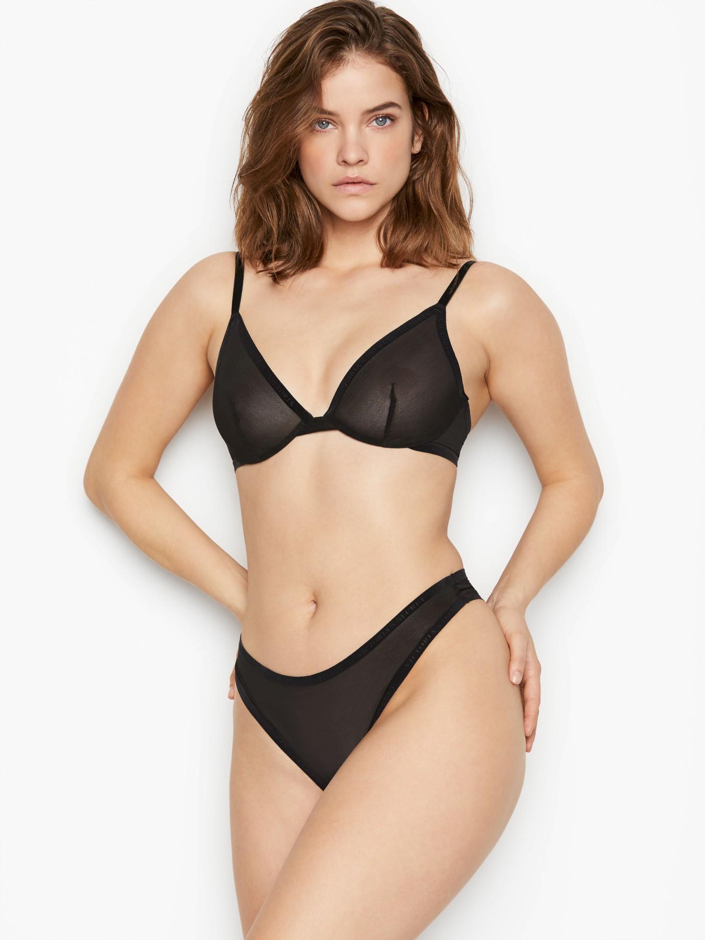 Barbara Palvin Hot Body In Lingerie