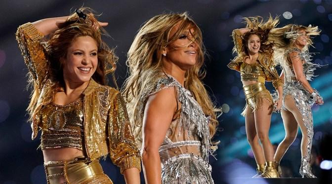 Jennifer Lopez & Shakira – Pepsi Super Bowl LIV Halftime Show in Miami