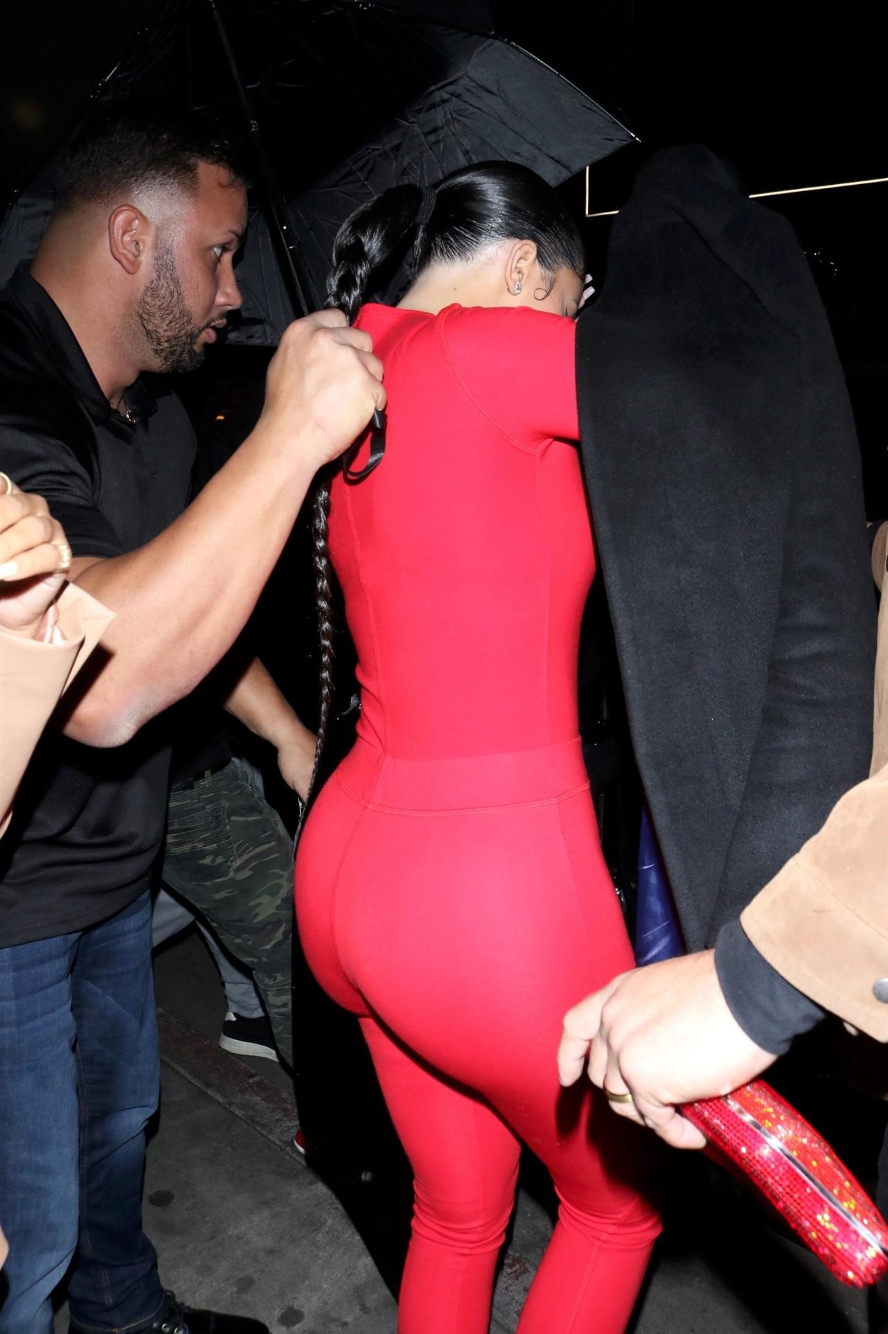 Kylie Jenner Hot Fat Ass