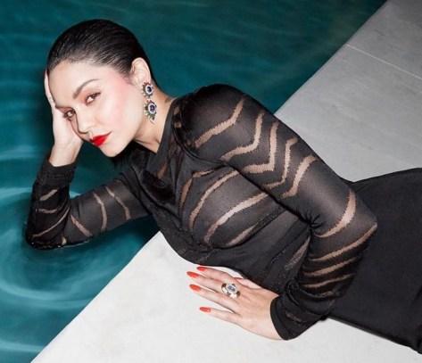Vanessa Hudgens Sexy Nipples