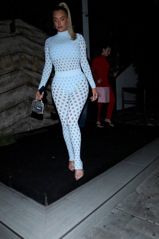 Anastasia Karanikolaou Sexy Big Ass