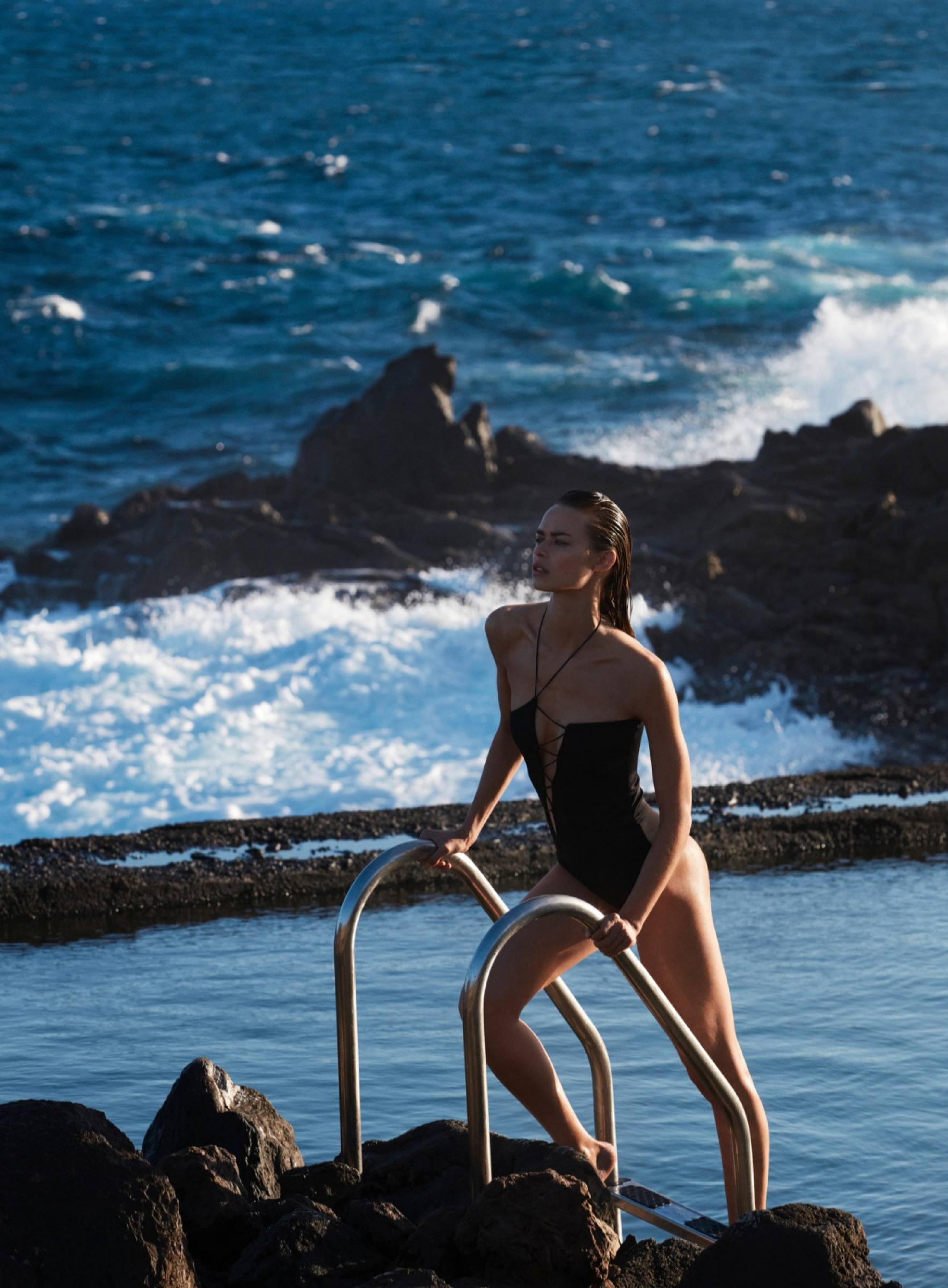 Birgit Kos Sexy Photoshoot
