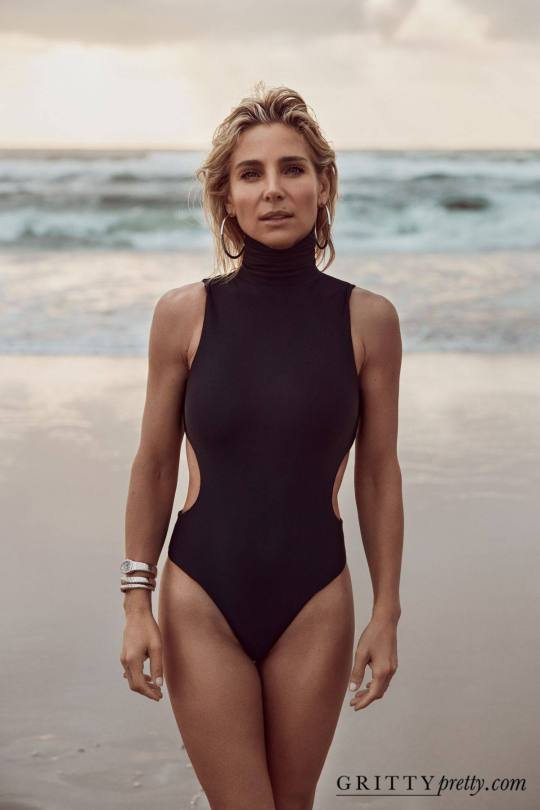 Elsa Pataky Beautiful Photoshoot At Beach
