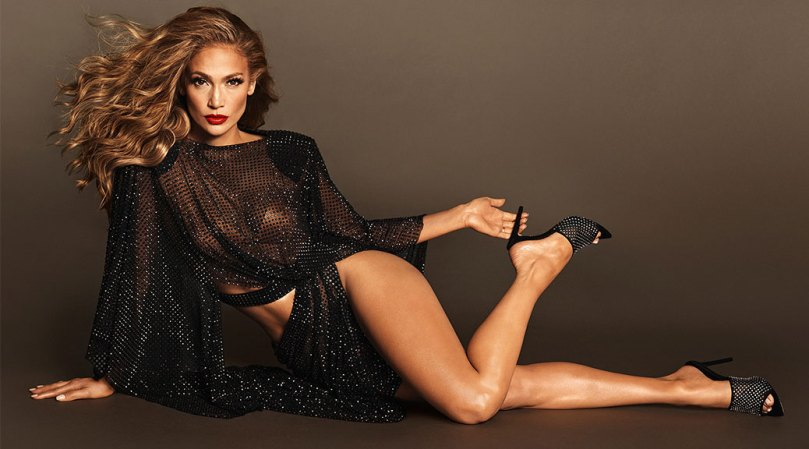 Jennifer Lopez Hot Legs In Sexy Heels