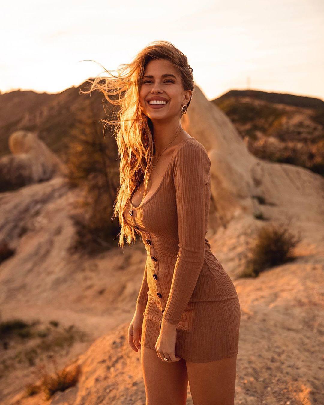 Kara Del Toro Hot Dress