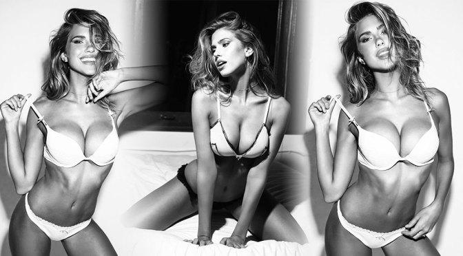 Kara Del Toro – Fantastic Boobs in Small Bra For Gregorio Campos Sexy Photoshoot