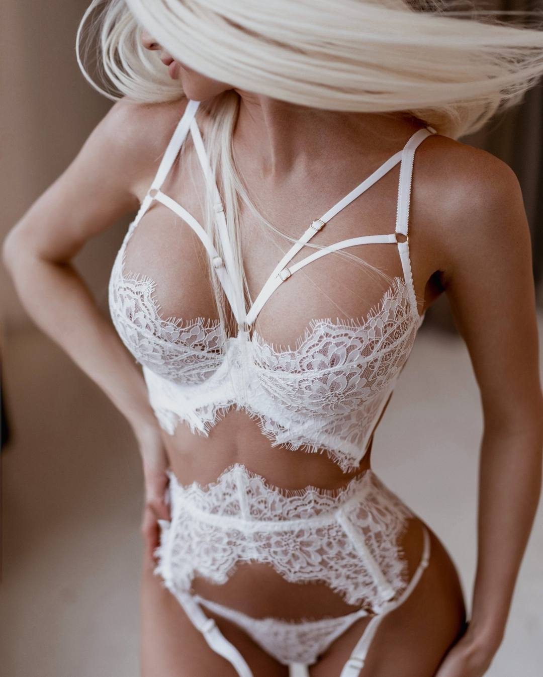 Marta Mayer Big Tits In Lingerie