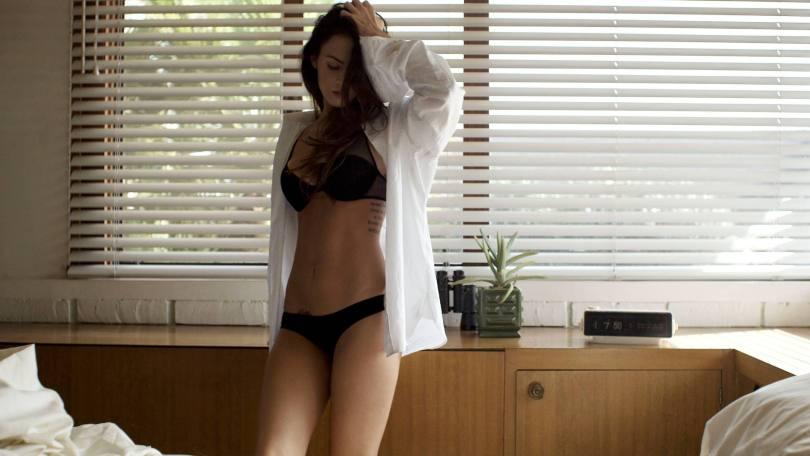 Megan Fox Hot Lingerie Body