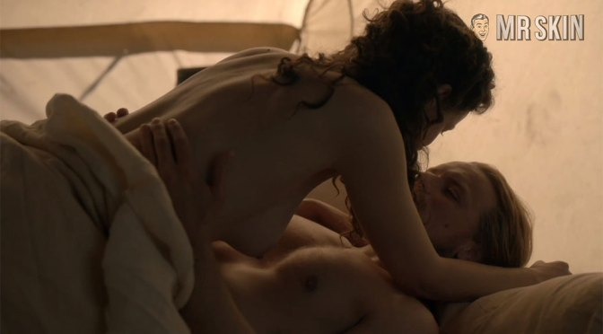 INSANE New TV Nudity Plus Carla Gugino's Huge MILF Boobs!