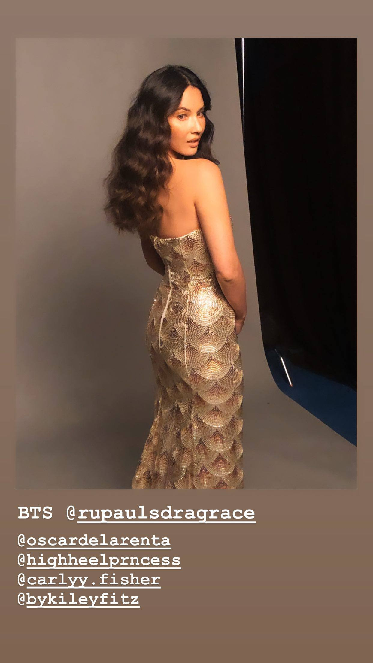 Olivia Munn Beautiful Photoshoot