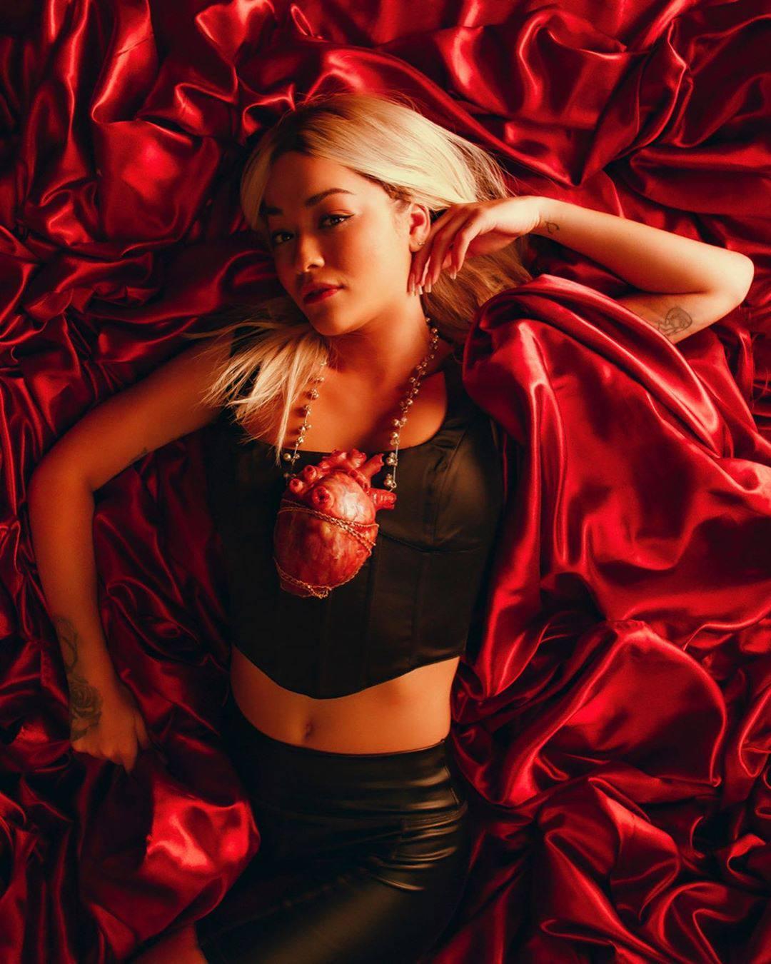 Rita Ora Beautiful Photoshoot
