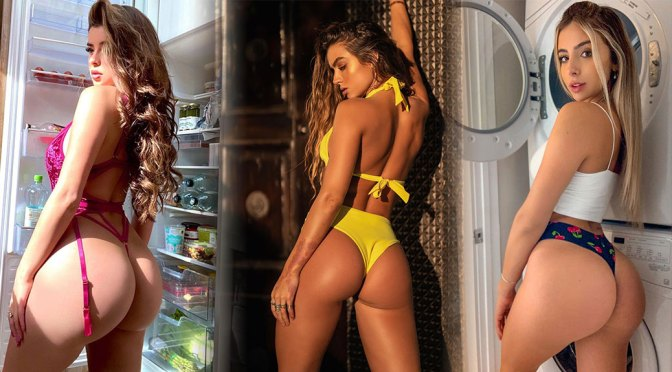 Sommer Ray's Spectacular Ass and Other Celebrities in a Weekly Instagram/Twitter Roundup