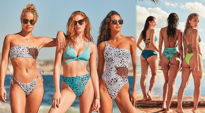 Lais Ribeiro, Jasmine Sanders & Alexina Graham – Sexy in Victoria's Secret Swim Bikini Photoshoot (February 2020)