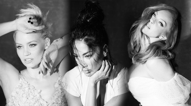 The Pussycat Dolls – Fault Magazine Photoshoot (February 2020)