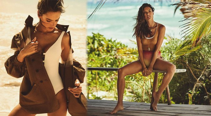 Alessandra Ambrosio – Gorgeous Body in Sexy Photoshoot for Elle Espana Magazine (May 2020)