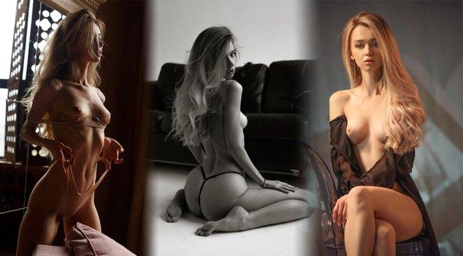Anna Tsaralunga – Hot Body in Sexy Nude Photoshoot (NSFW)