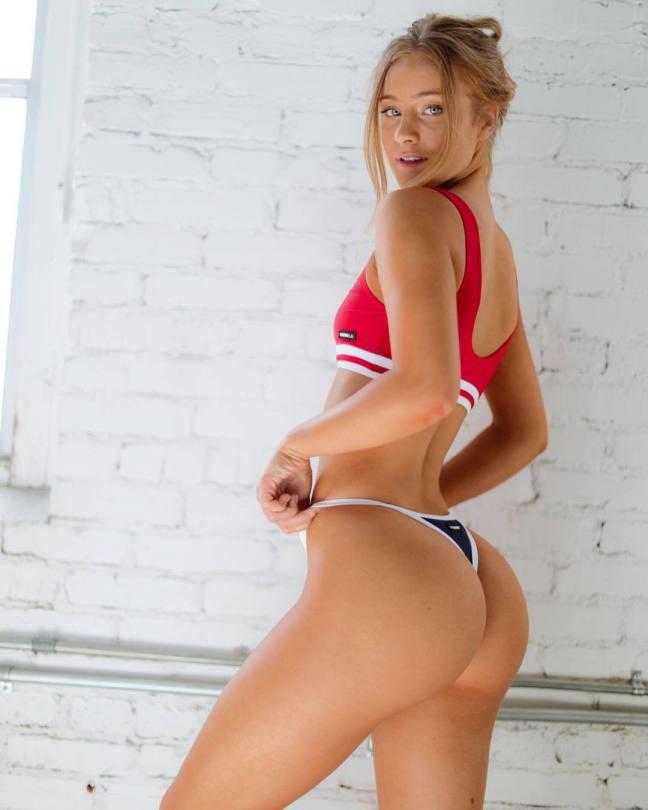 Daisy Keech Beautiful In Sexy Bikini