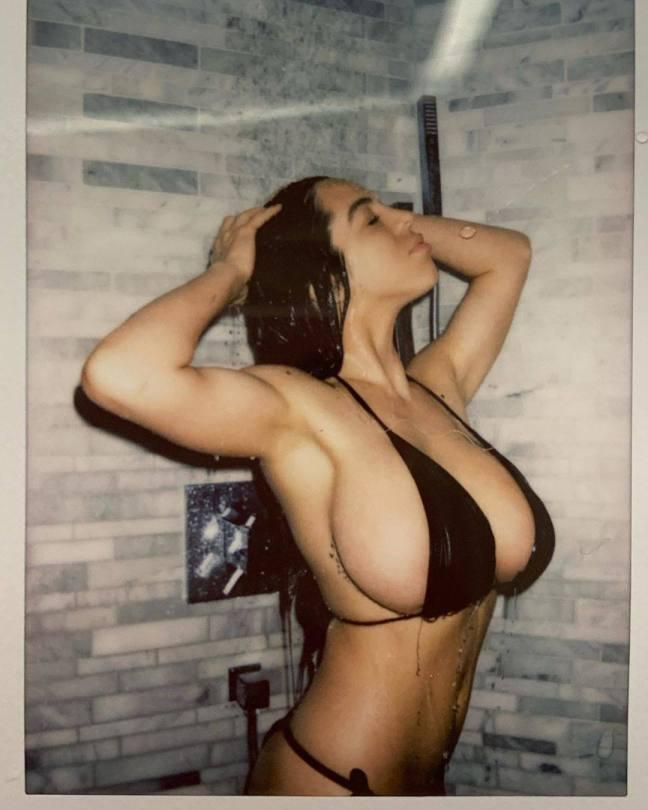 Danielley Ayala Hot Big Boobs