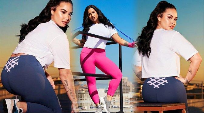 Demi Lovato – Fabolous Photoshoot for Fabletics line Spring/Summer 2020