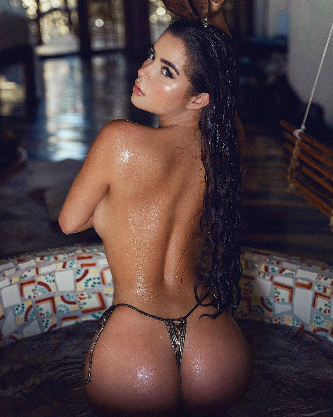 Demi Rose Mawby Beautiful Big Ass