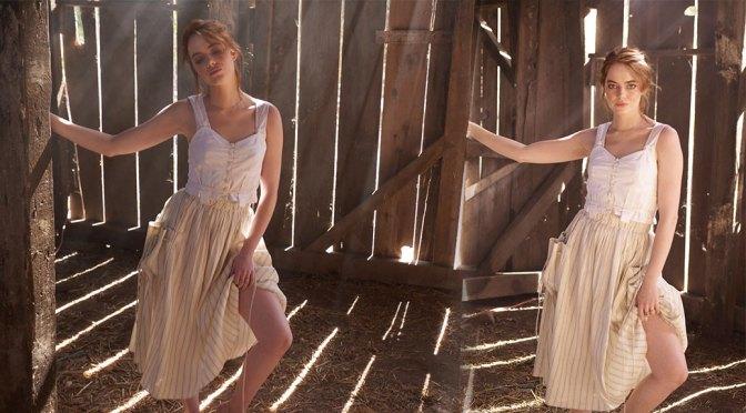 Emma Stone – Beautiful in Rolling Stone Magazine Photoshoot Outtakes (January 2017)