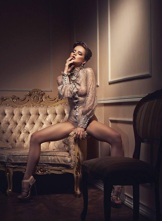 Kristina Yakimova Hot Nude Body