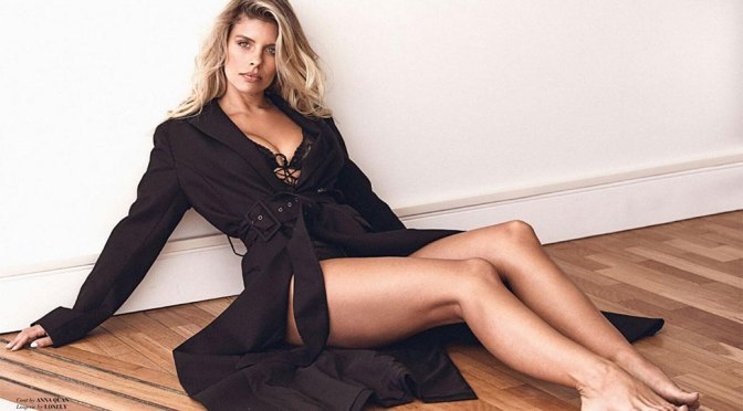 Natasha Oakley – Sensual Photoshoot for Modeliste Magazine (April 2020)