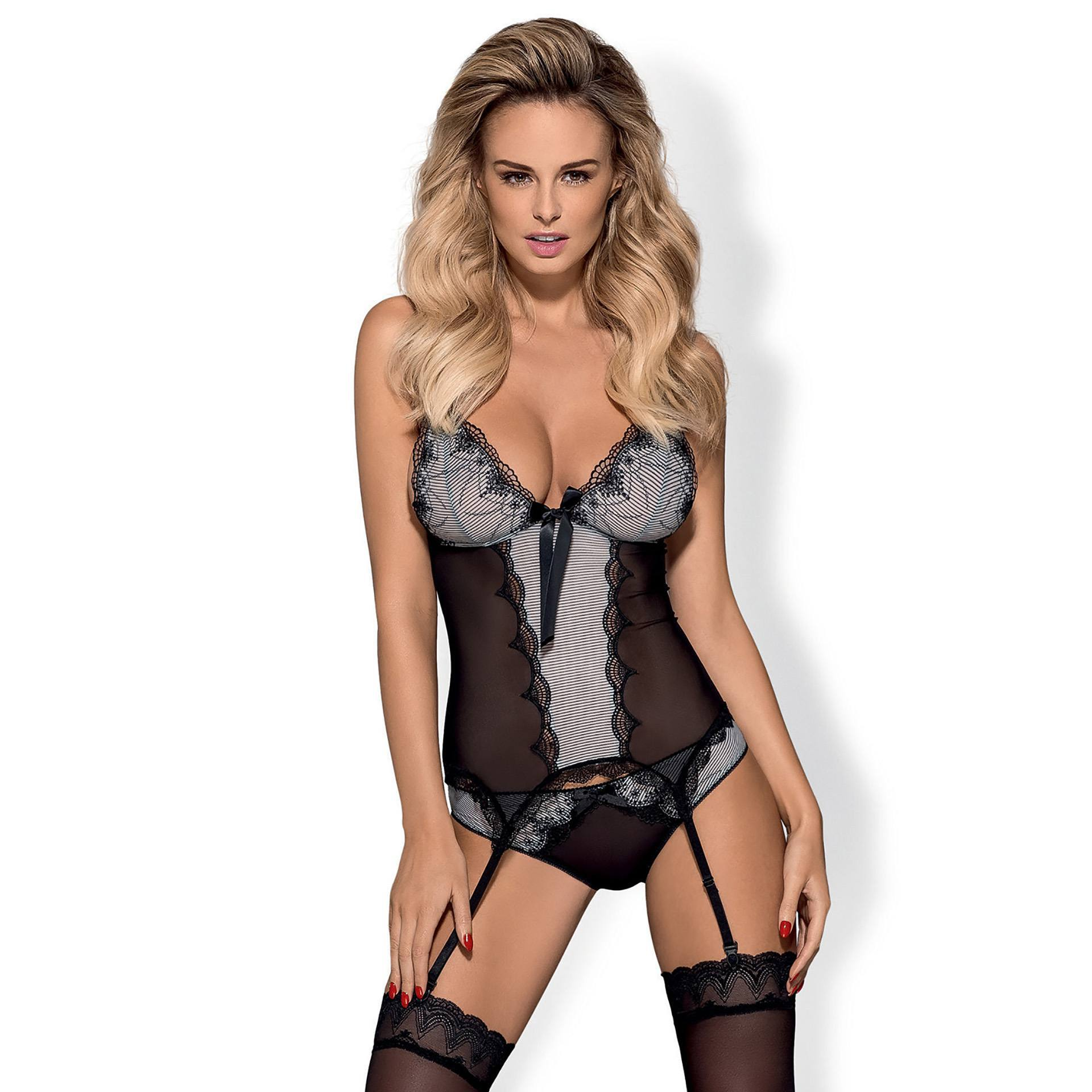 Rhian Sugden Hot In Lingerie