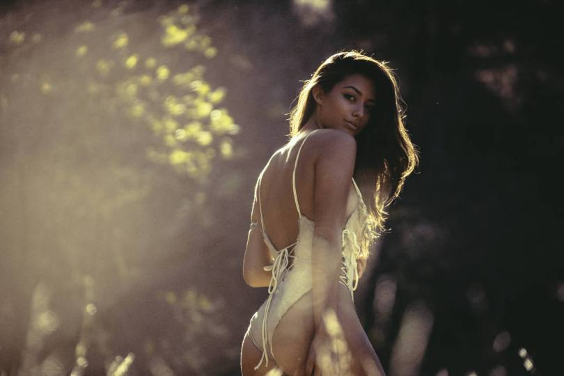 Samaria Regalado Beautiful Naked Body