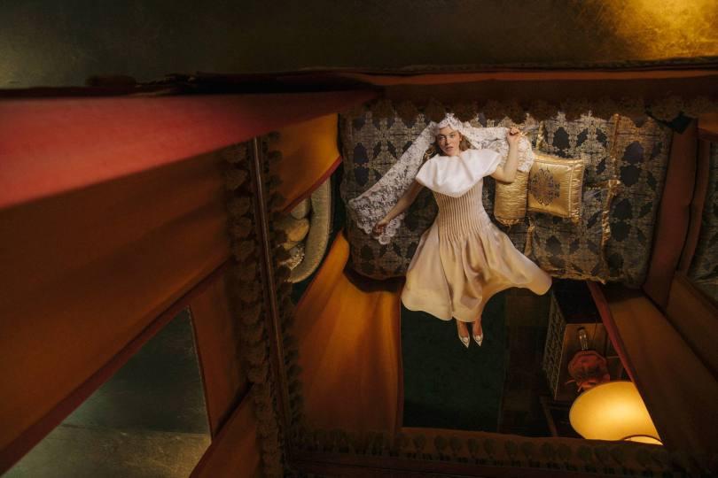 Syndey Sweeney Beautiful In Arty Photoshoot