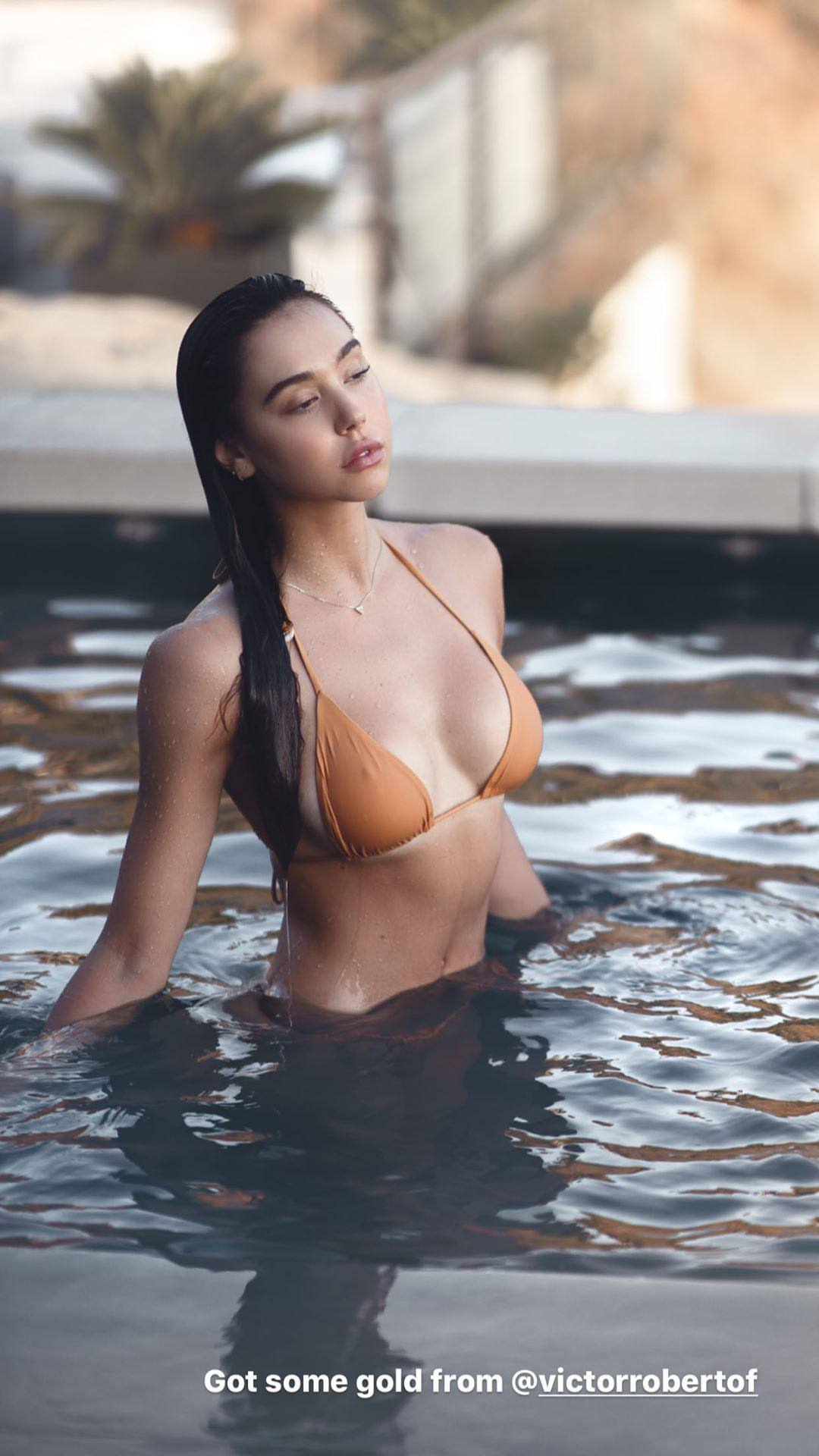 Alexis Ren Hot Toned Bikini Body