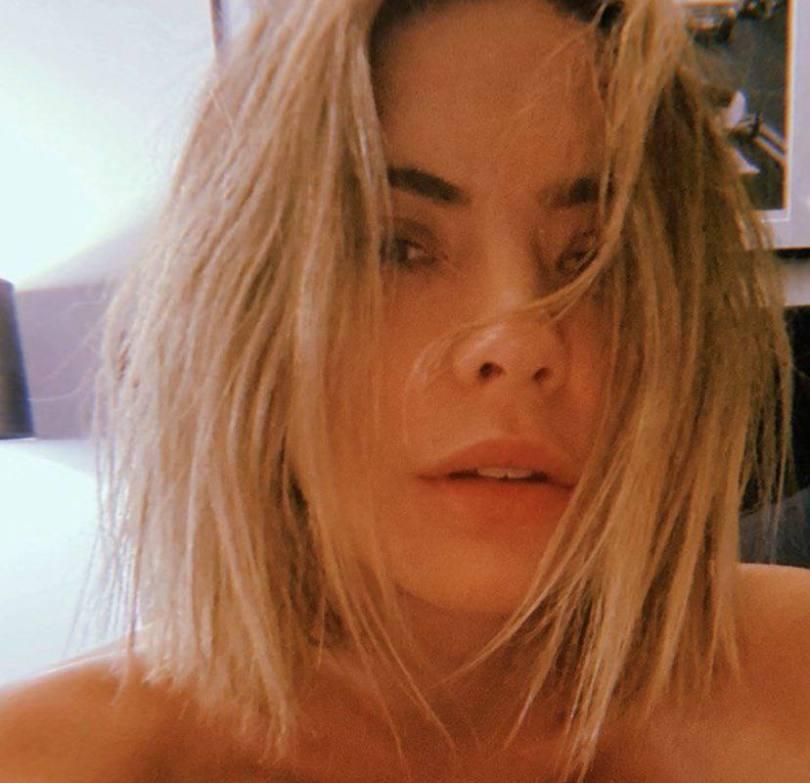 Ashley Benson Sexy Selfie