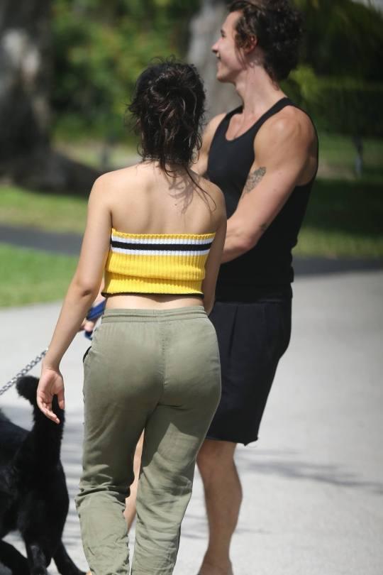 Camila Cabello Sexy Big Ass
