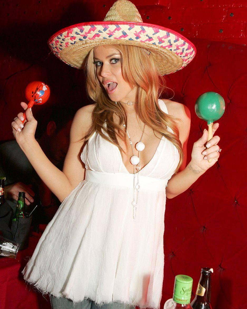 Carmen Electra Beautiful
