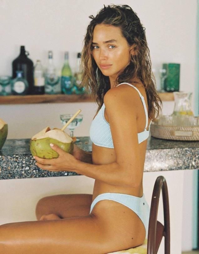 Carolina Sanchez Sexy Bikini