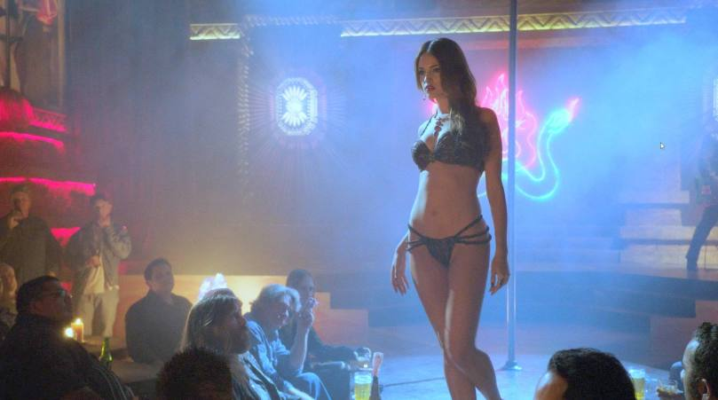Eiza Gonzalez Sexy In Lingerie
