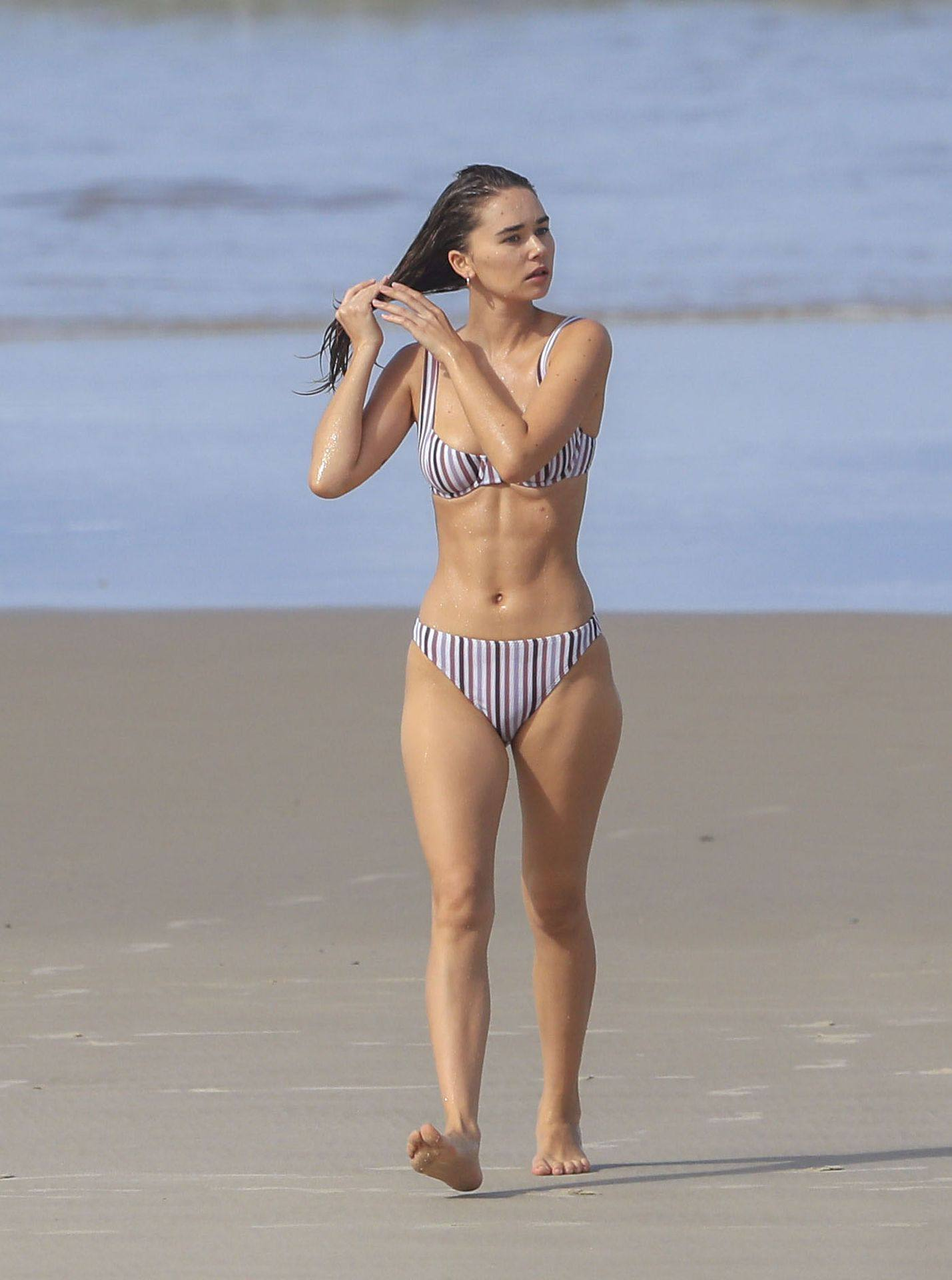 Gabriella Brooks Sexy Bikini