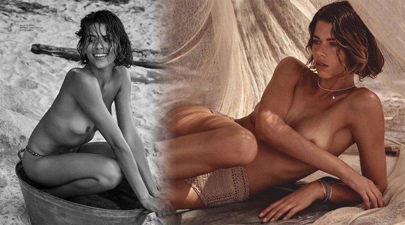 Georgia Fowler Topless Pics