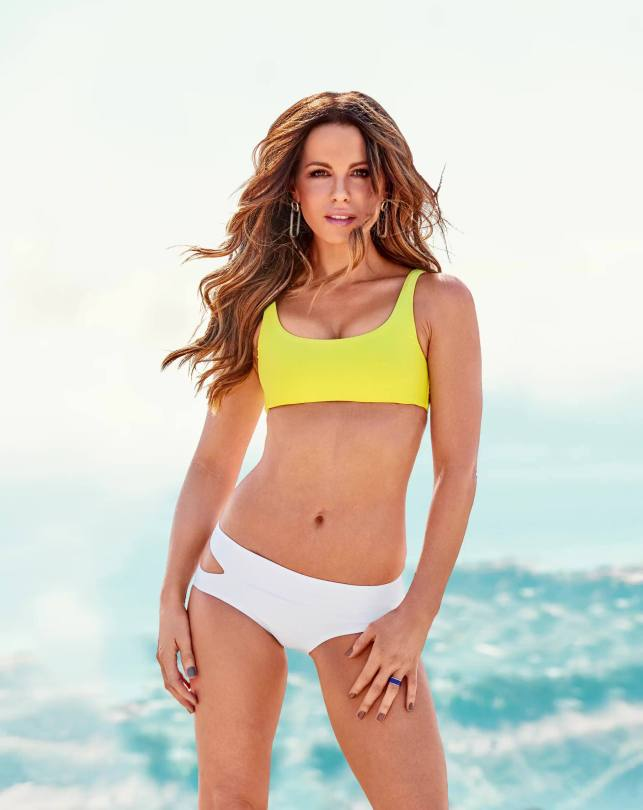 Kate Beckinsale Sexy Toned Body