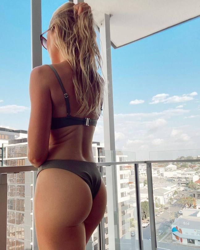 Katrina Bowden Perfect Little Ass