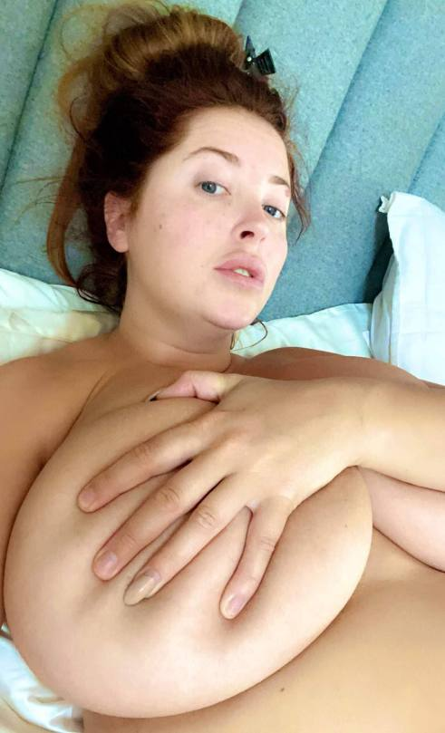 Lucy Collett Monster Tits