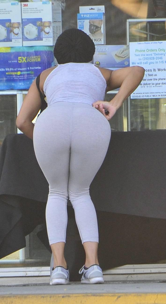 Megan Good Sexy Ass