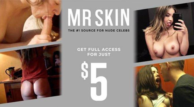 Mr. Skin's Special Offer!