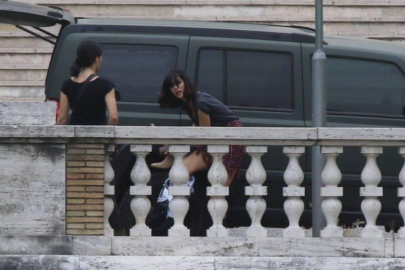 Rocio Munoz Morales Topless