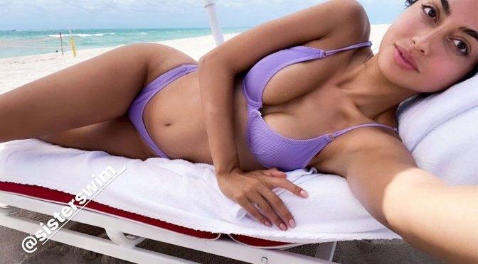 Ambra Gutierrez Sexy Boobs And Ass