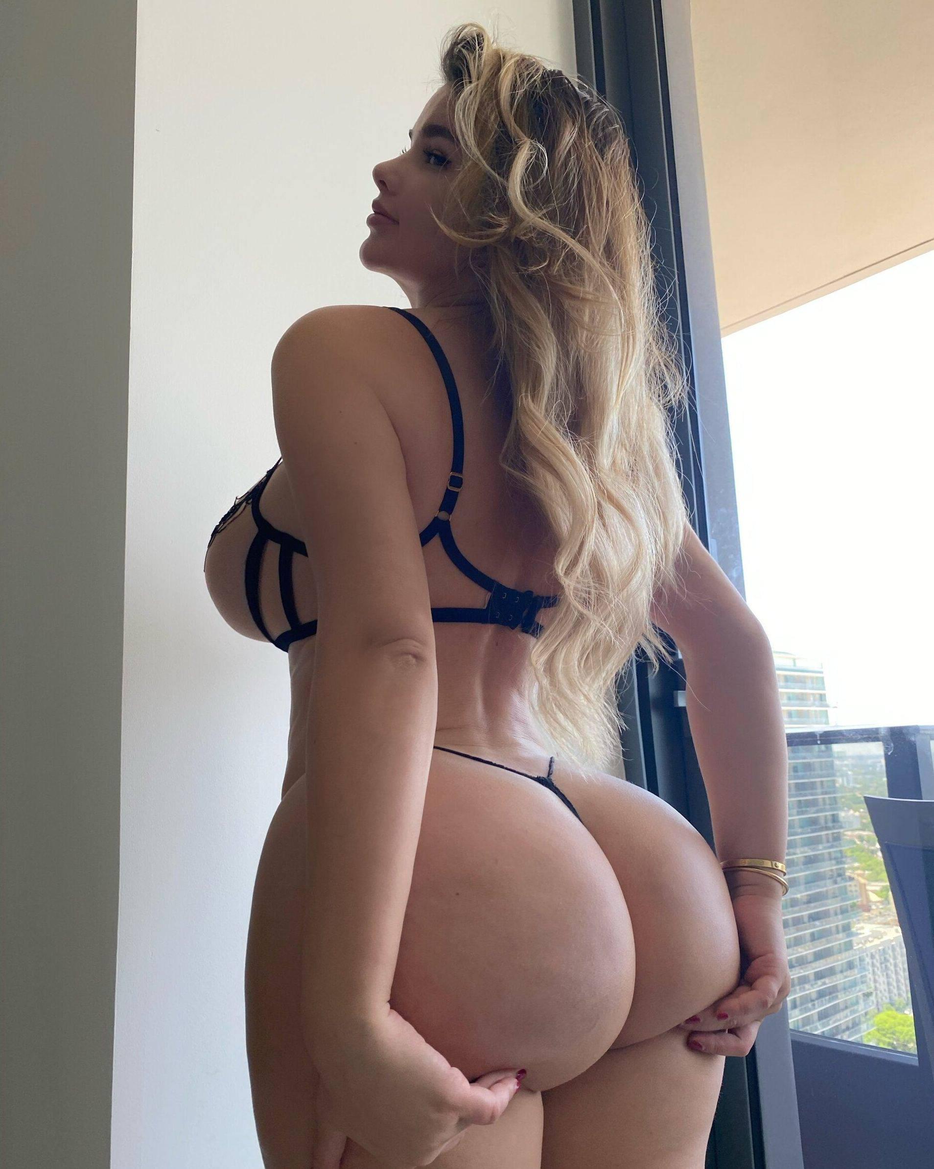 Anastasia Kvitko Huge Sexy Ass