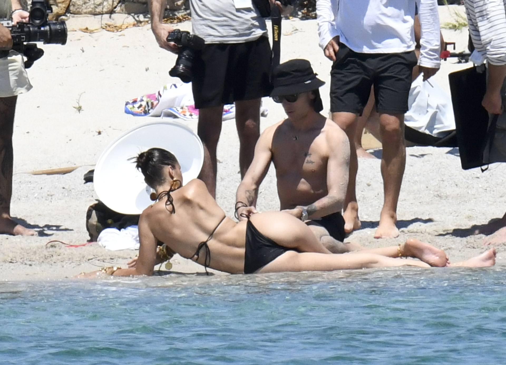 Bella Hadid Hot In Bikini